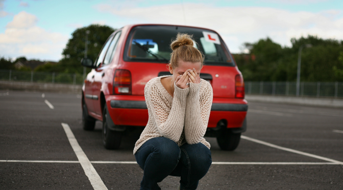 How to overcome driving anxiety ?